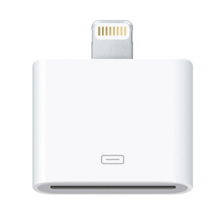 Адаптер Apple Lightning to 30-pin Adapter (MD823) фото 1