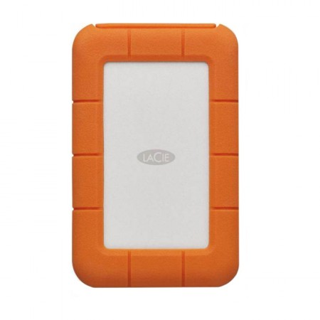 Внешний жёсткий диск 1Tb LaCie Rugged Thunderbolt USB-C (STFS1000401) фото 1