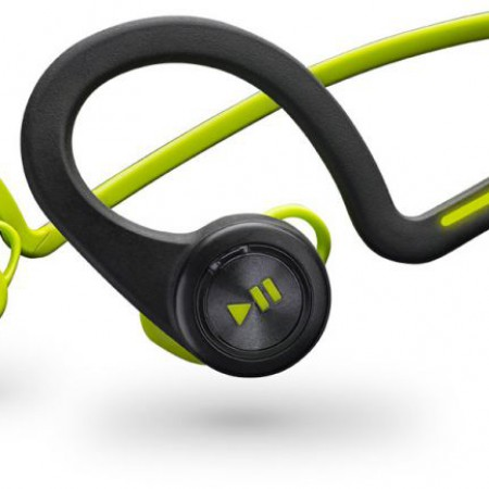 Наушники Plantronics BackBeat FIT Green фото 1
