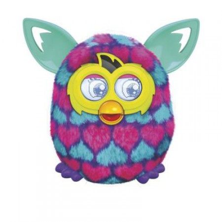Игрушка Furby Boom (Pink And Blue Hearts) фото 1