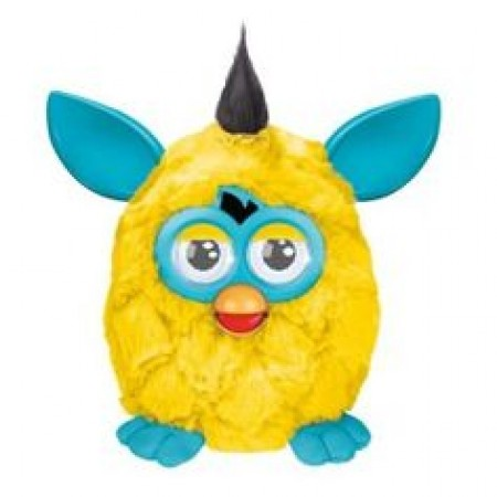 Игрушка Furby Boom (Yellow) фото 1