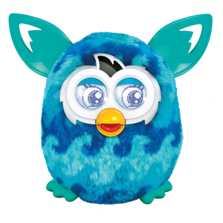 Игрушка Furby Boom (Blue Wave) фото 1