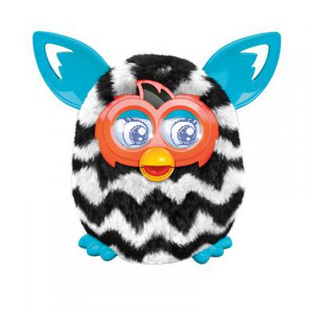 Игрушка Furby Boom (Zigzag Stripes) фото 1