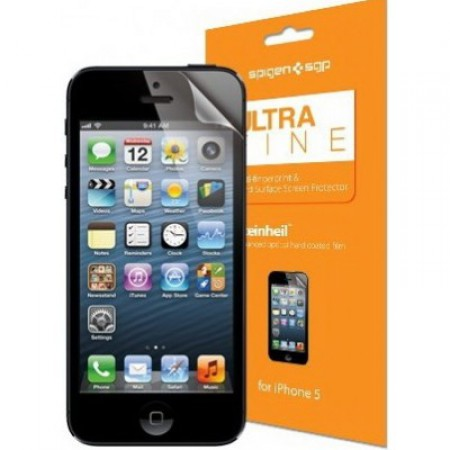 Пленка SGP Screen Protector Ultra Fine (Front) Белые фото 1