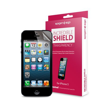 Пленка SGP Incredible Shield Screen & Body Protection Film Set (Transparency) фото 1