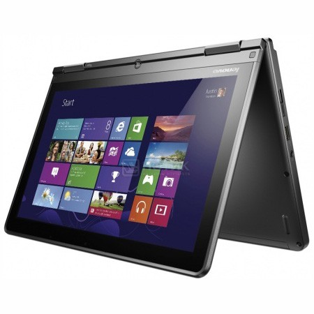 "Ноутбук Lenovo ThinkPad Yoga S1 (Core i7 4500U 1800 Mhz/12.5""/1920x1080/8Gb/128Gb/DVD нет/Intel HD Graphics 4400/Wi-Fi/Bluetooth/Win 8) фото 1"