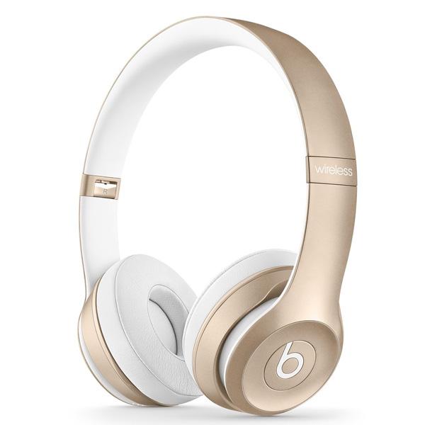 Наушники Beats Studio 2 Wireless Gold  фото