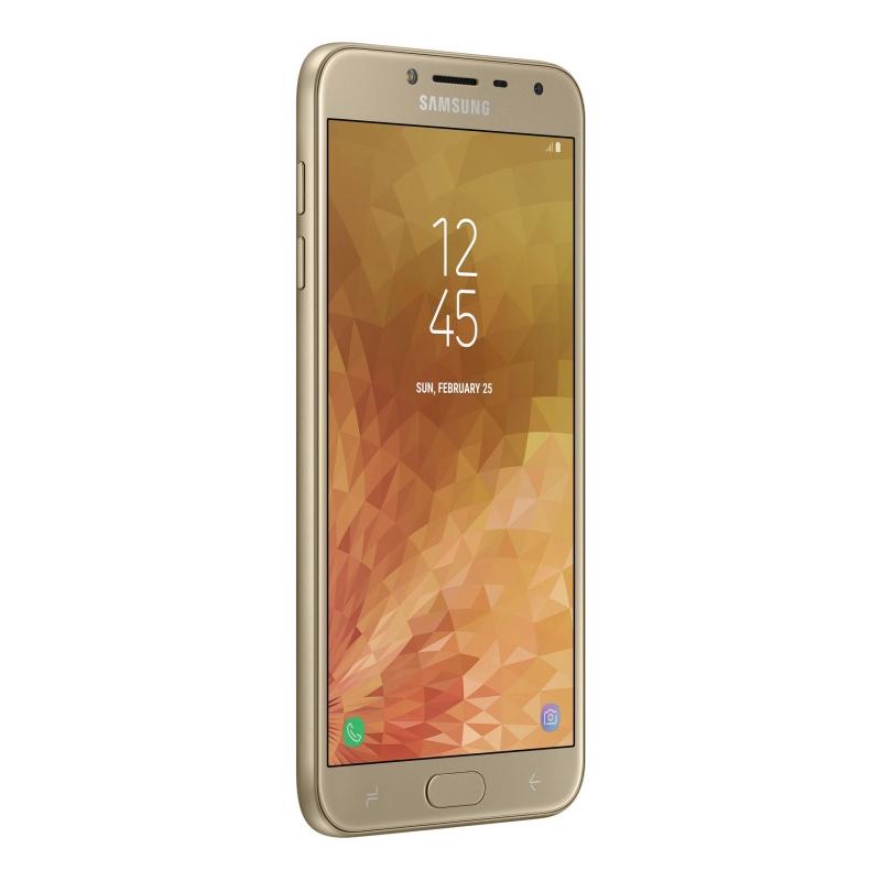 Смартфон Samsung Galaxy J4 (2018), золотой  фото