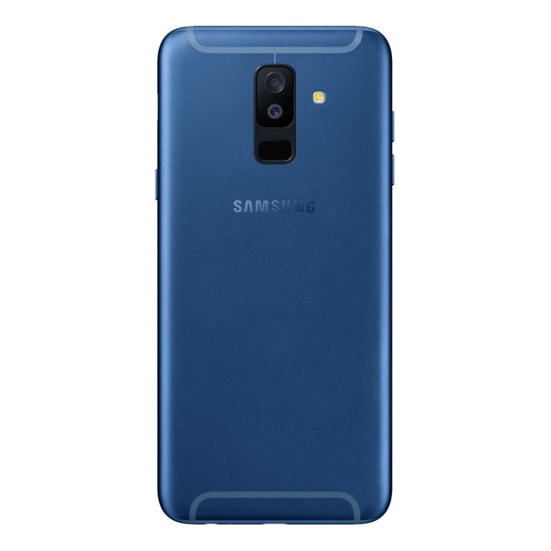 Смартфон Samsung Galaxy A6+ (2018), голубой  фото