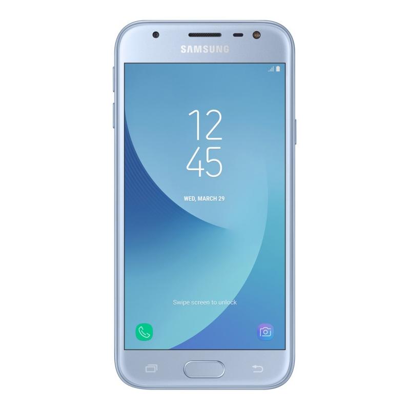 Смартфон Samsung Galaxy J3 (2017), голубой  фото