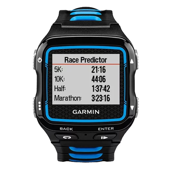 Часы Garmin Forerunner 920XT Black/Blue  фото