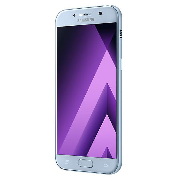 Смартфон Samsung Galaxy A5 (2017) SM-A520F Blue  фото