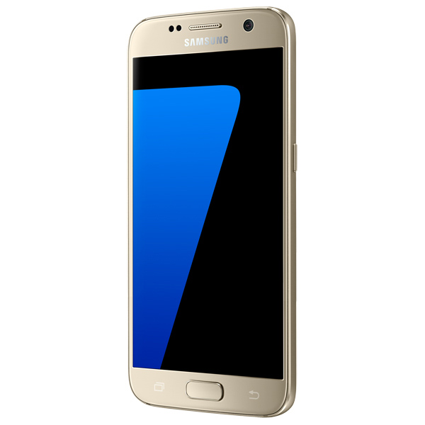 Смартфон Samsung Galaxy S7 32Gb G930 Gold  фото