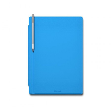 Клавиатура Microsoft Surface Pro 4/5 Type Cover (Bright Blue) фото 1