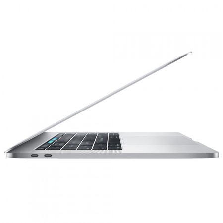 "Ноутбук Apple MacBook Pro 15"" Retina and Touch Bar 2017 MPTX2 (Intel Core i7 3100 Mhz/15.4""/2880x1800/16Gb/1Tb SSD/AMD Radeon Pro 560 4Gb/Silver) фото 1"