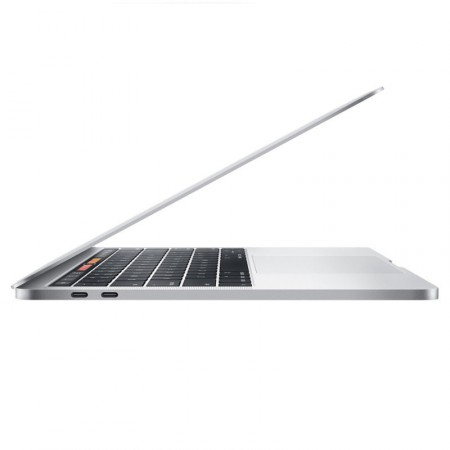 "Ноутбук Apple MacBook Pro 13"" with Touch Bar 2018 MR9U2 (Intel Core i5 2300 Mhz/13.3""/2560x1600/8Gb/256Gb SSD/Intel Iris Plus Graphics 655/Silver) фото 2"