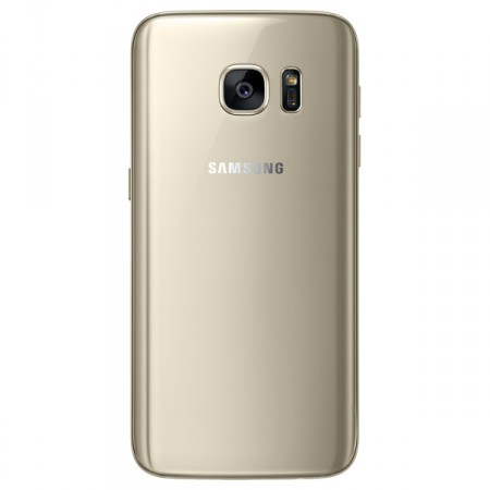 Смартфон Samsung Galaxy S7 32Gb G930 Gold фото 2
