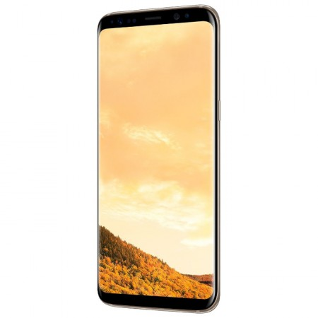 Смартфон Samsung Galaxy S8 Plus 64Gb G955 Gold фото 1