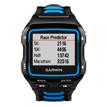 Часы Garmin Forerunner 920XT Black/Blue фото 2