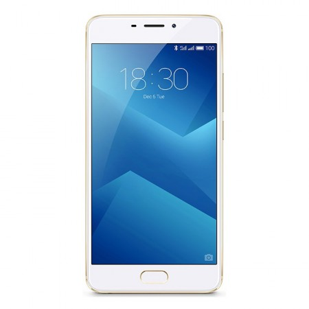 Смартфон Meizu M5 Note 64Gb Gold фото 1