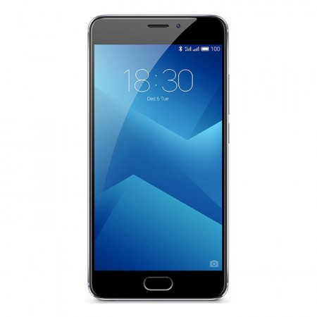 Смартфон Meizu M5 Note 16Gb Gray фото 2