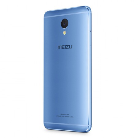 Смартфон Meizu M5 Note 16Gb Blue фото 2