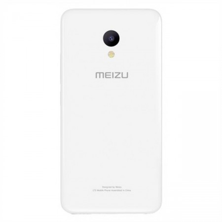 Смартфон Meizu M5 16Gb White фото 1