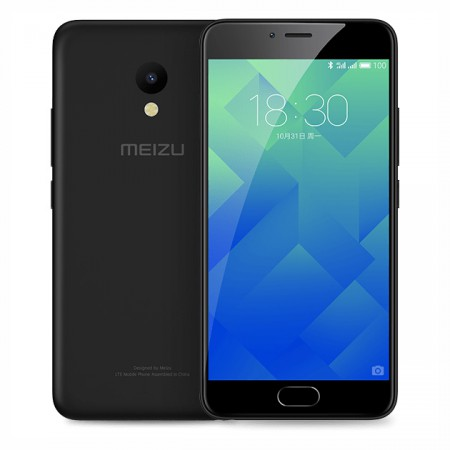 Смартфон Meizu M5 16Gb Black фото 1