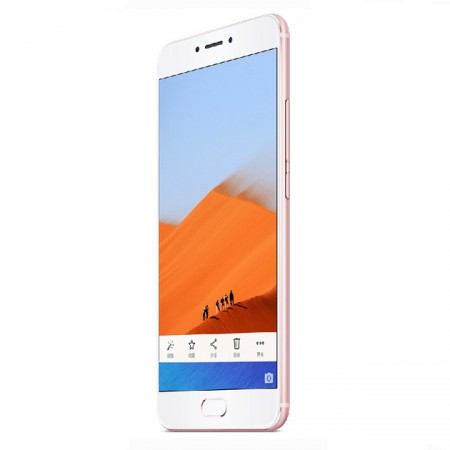 Смартфон Meizu MX6 3Gb 32Gb Pink фото 2