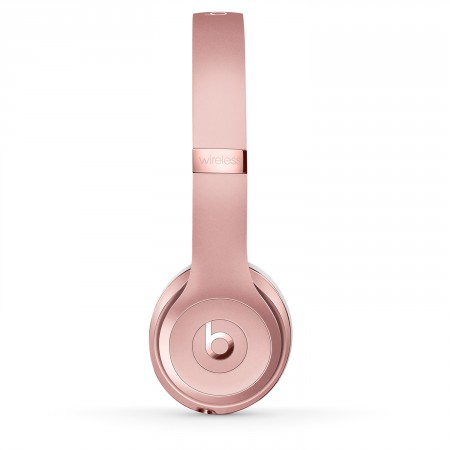 Наушники Beats Solo3 Wireless Rose Gold фото 2