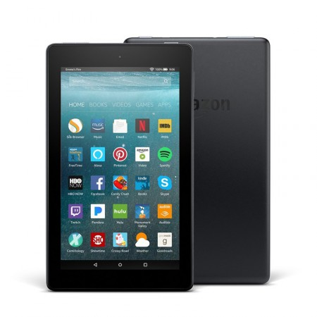 Планшет Amazon Kindle Fire HD 8 with Alexa, 2017, 16Gb фото 3