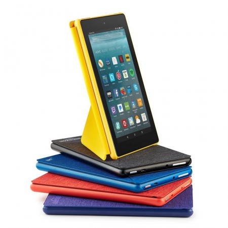 Планшет Amazon Kindle Fire HD 8 with Alexa, 2017, 16Gb фото 6