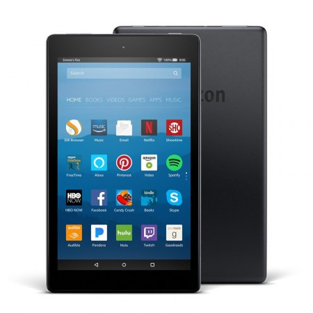 Планшет Amazon Kindle Fire HD 8 with Alexa, 2017, 16Gb фото 8