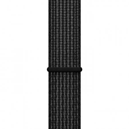 Умные часы Apple Watch S3 GPS+Cellular 42mm Space Gray Aluminum Case with Black Sport Loop (MRQF2) фото 3