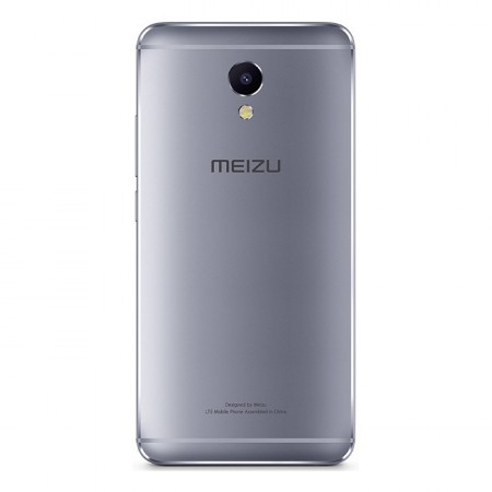 Смартфон Meizu M5 Note 16Gb Gray фото 3