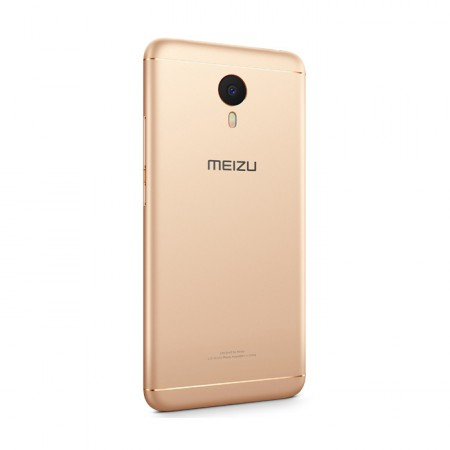 Смартфон Meizu M3 Note 32Gb Gold фото 3