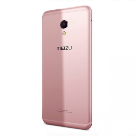 Смартфон Meizu MX6 3Gb 32Gb Pink фото 3
