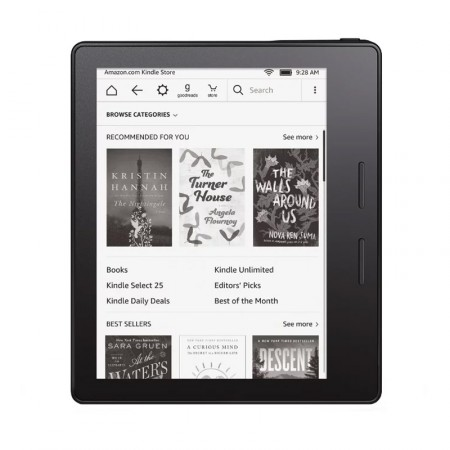Электронная книга Amazon Kindle Oasis фото 1