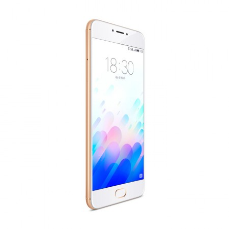 Смартфон Meizu M3 Note 32Gb Gold фото 4