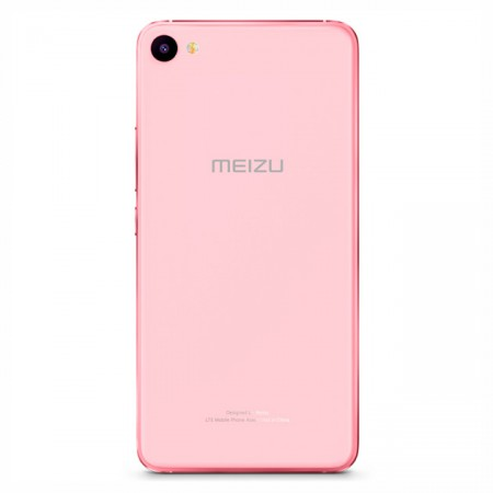 Смартфон Meizu U20 32Gb Rose Gold фото 1