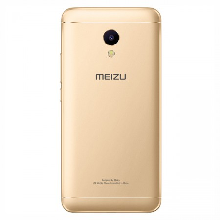 Смартфон Meizu M5S 32Gb Gold фото 1