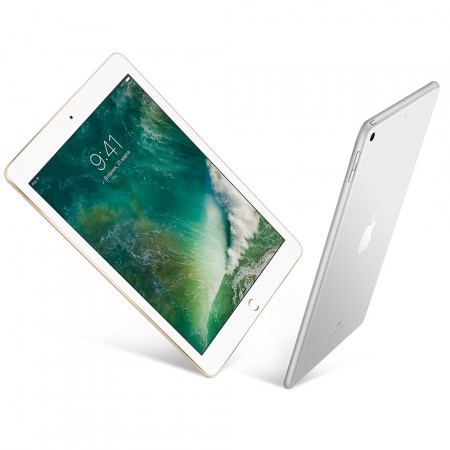 "Планшет Apple iPad 9.7"" 32Gb Wi-FI Silver фото 2"