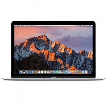 "Ноутбук Apple MacBook 12"" 2017 MNYF2 (Intel Core m3 1200 MHz/8Gb/256Gb/Intel HD Graphics 615/Space Gray) фото 4"