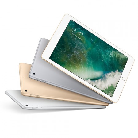 "Планшет Apple iPad 9.7"" 32Gb Wi-FI Silver фото 4"