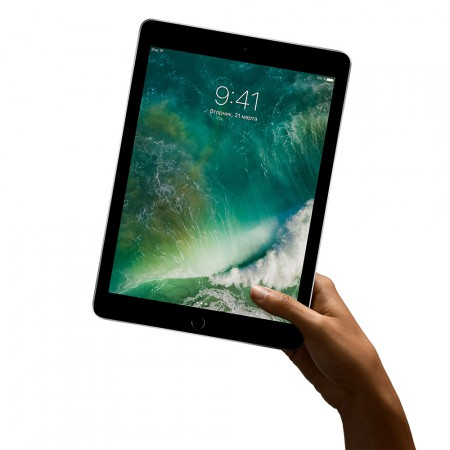 "Планшет Apple iPad 9.7"" 32Gb Wi-FI Silver фото 5"