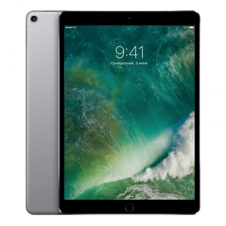 "Планшет Apple iPad Pro 10.5"" 64Gb Wi-Fi+LTE Space Gray фото 4"