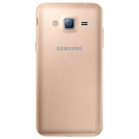 Смартфон Samsung Galaxy J3 (2016) 3G DS SM-J320F Gold фото 1