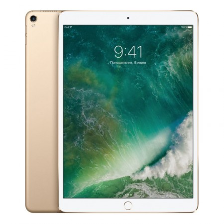 "Планшет Apple iPad Pro 10.5"" 256Gb Wi-Fi Gold фото 4"