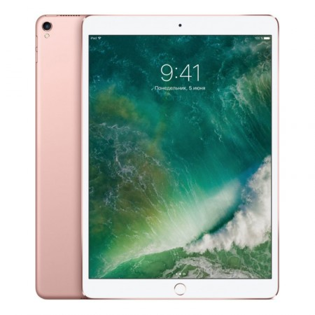 "Планшет Apple iPad Pro 10.5"" 256Gb Wi-Fi+LTE Rose Gold фото 4"