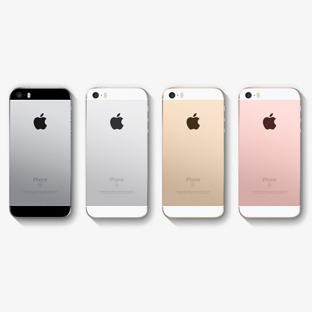 Смартфон Apple iPhone SE 32Gb Gold фото 6